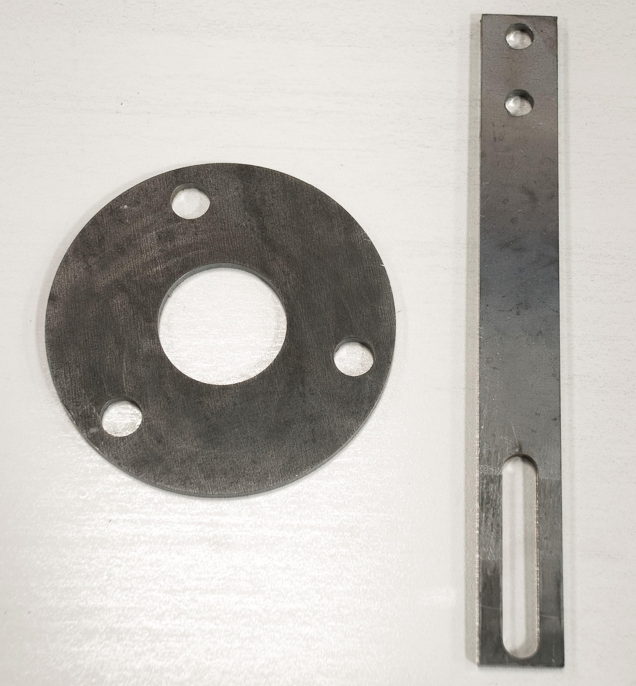 Peças Metalicas b1